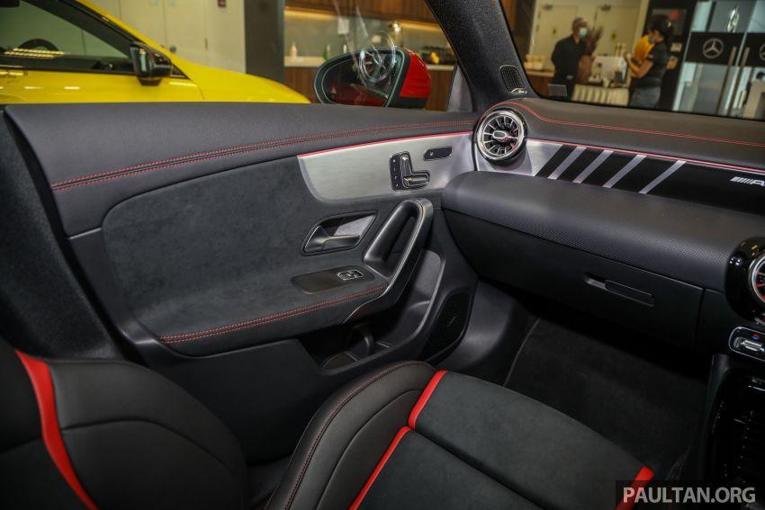 GALERI: Mercedes-AMG CLA45 S 4Matic+ di Malaysia – RM448,888, 2.0L turbo 421 PS/500 Nm dan Drift Mode Image #1124902