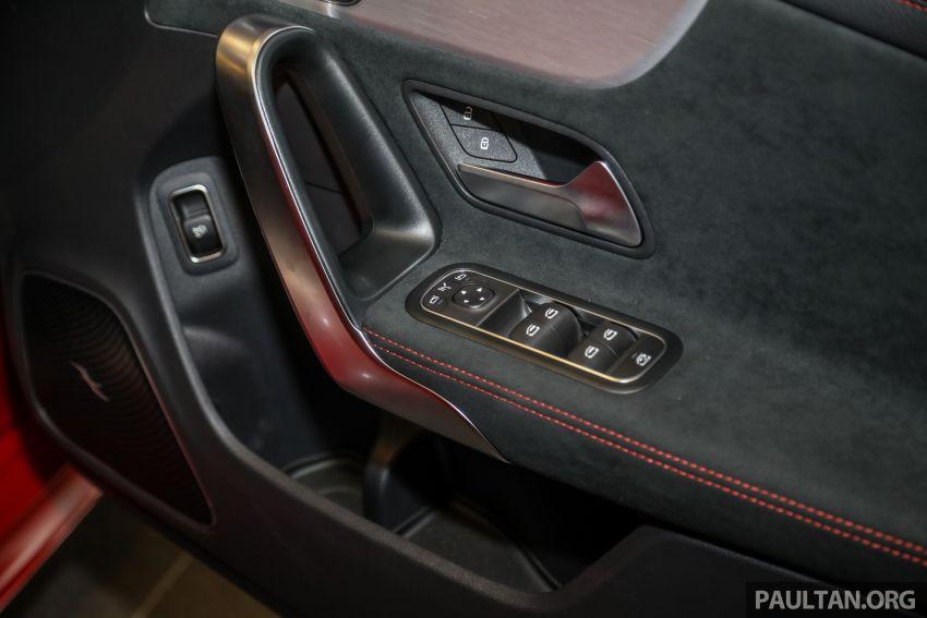 GALERI: Mercedes-AMG CLA45 S 4Matic+ di Malaysia – RM448,888, 2.0L turbo 421 PS/500 Nm dan Drift Mode Image #1124904