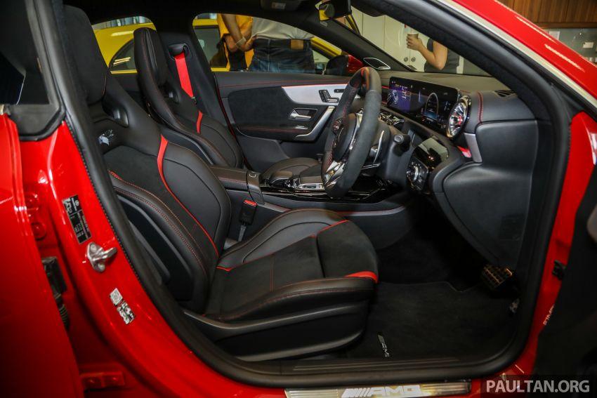 GALERI: Mercedes-AMG CLA45 S 4Matic+ di Malaysia – RM448,888, 2.0L turbo 421 PS/500 Nm dan Drift Mode Image #1124906