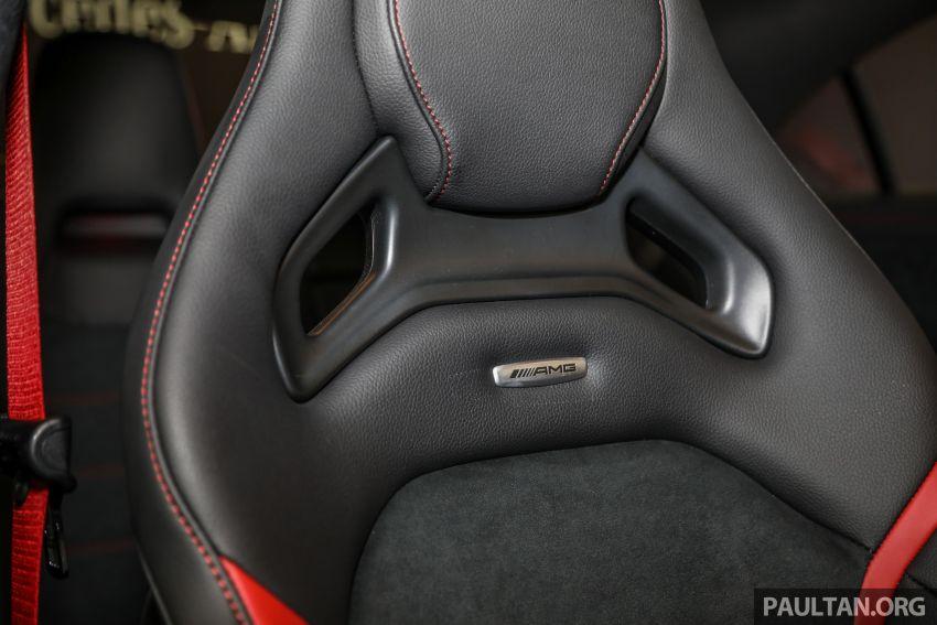 GALERI: Mercedes-AMG CLA45 S 4Matic+ di Malaysia – RM448,888, 2.0L turbo 421 PS/500 Nm dan Drift Mode Image #1124909