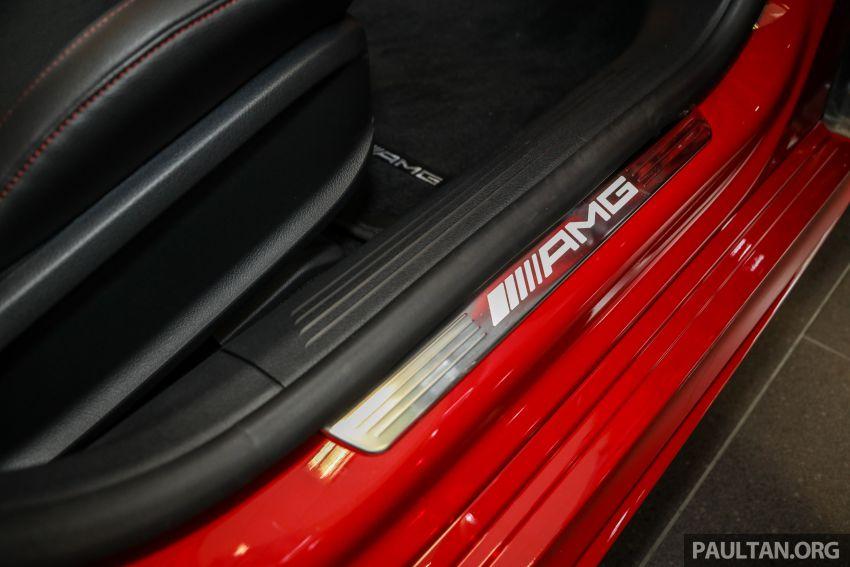 GALERI: Mercedes-AMG CLA45 S 4Matic+ di Malaysia – RM448,888, 2.0L turbo 421 PS/500 Nm dan Drift Mode Image #1124910