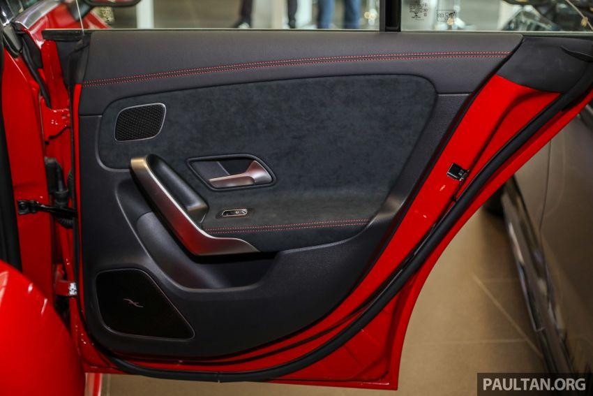 GALERI: Mercedes-AMG CLA45 S 4Matic+ di Malaysia – RM448,888, 2.0L turbo 421 PS/500 Nm dan Drift Mode Image #1124912