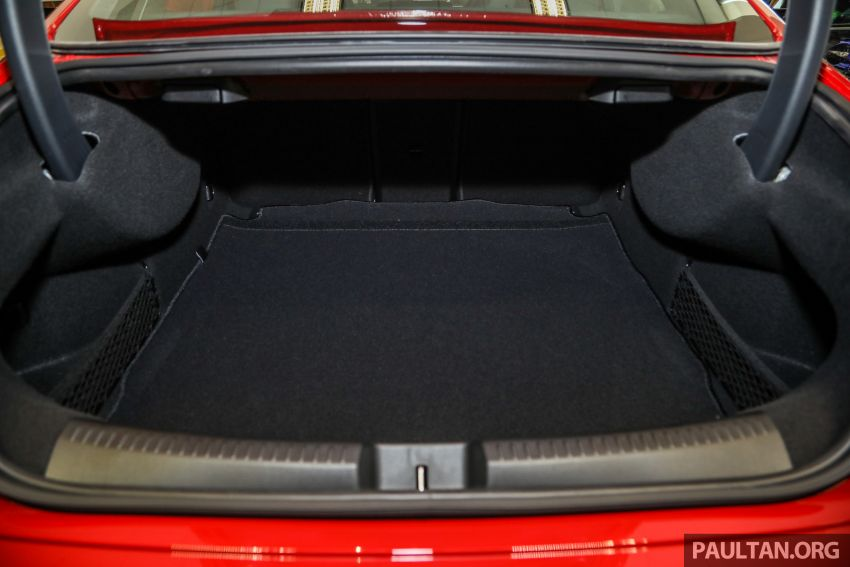 GALERI: Mercedes-AMG CLA45 S 4Matic+ di Malaysia – RM448,888, 2.0L turbo 421 PS/500 Nm dan Drift Mode Image #1124917