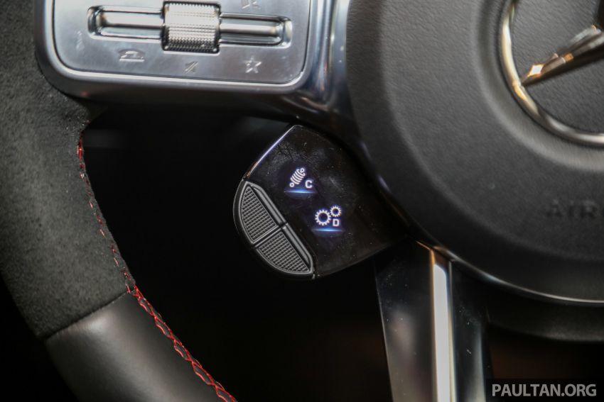 GALERI: Mercedes-AMG CLA45 S 4Matic+ di Malaysia – RM448,888, 2.0L turbo 421 PS/500 Nm dan Drift Mode Image #1124881