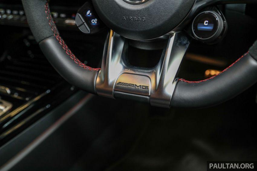 GALERI: Mercedes-AMG CLA45 S 4Matic+ di Malaysia – RM448,888, 2.0L turbo 421 PS/500 Nm dan Drift Mode Image #1124882