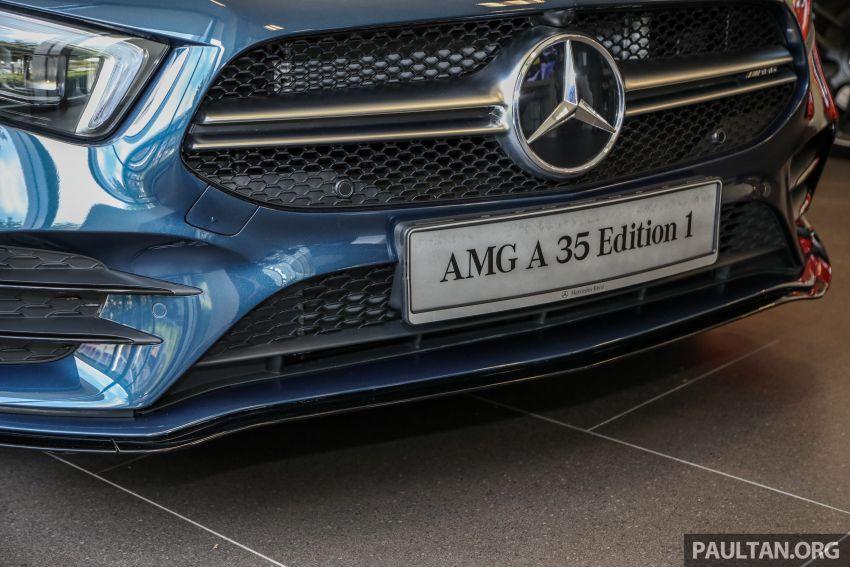 GALLERY: W177 Mercedes-AMG A35 hatch – RM380k Image #1125258