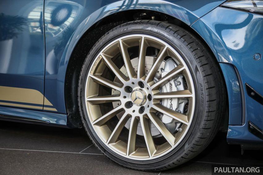 GALLERY: W177 Mercedes-AMG A35 hatch – RM380k Image #1125259