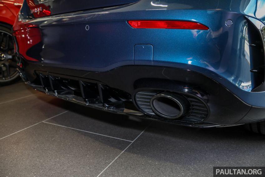 GALLERY: W177 Mercedes-AMG A35 hatch – RM380k Image #1125270