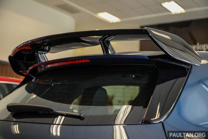 GALLERY: W177 Mercedes-AMG A35 hatch – RM380k Image #1125271