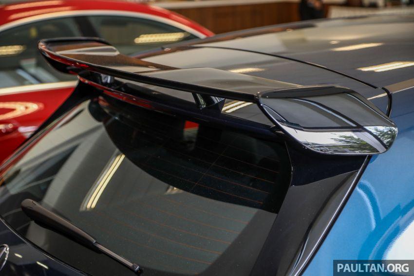 GALLERY: W177 Mercedes-AMG A35 hatch – RM380k Image #1125272