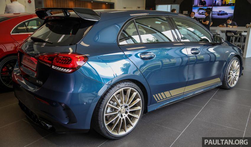 GALLERY: W177 Mercedes-AMG A35 hatch – RM380k Image #1125251