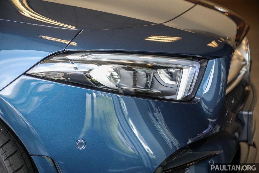 GALLERY: W177 Mercedes-AMG A35 hatch – RM380k Image #1125255