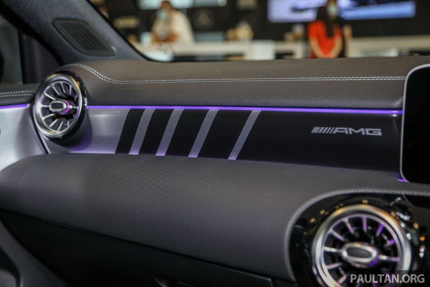 GALLERY: W177 Mercedes-AMG A35 hatch – RM380k Image #1125291