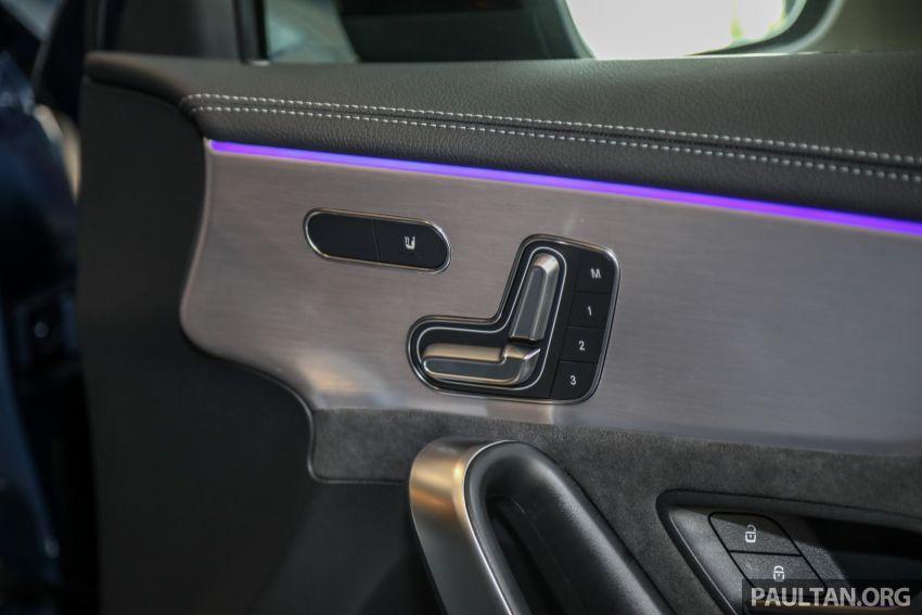 GALLERY: W177 Mercedes-AMG A35 hatch – RM380k Image #1125233