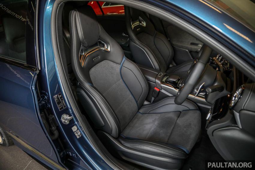 GALLERY: W177 Mercedes-AMG A35 hatch – RM380k Image #1125235