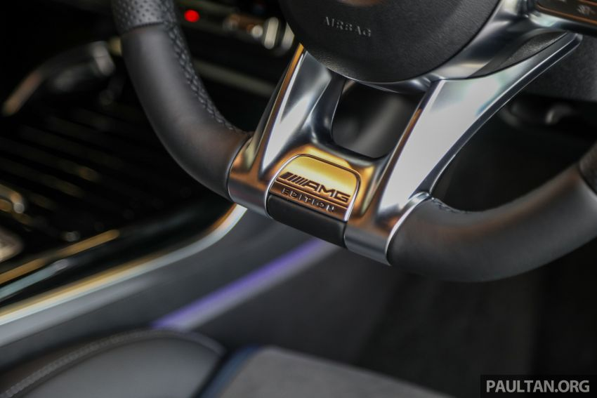 GALLERY: W177 Mercedes-AMG A35 hatch – RM380k Image #1125279