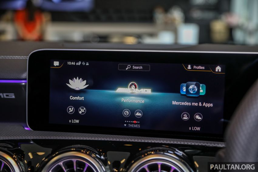 GALLERY: W177 Mercedes-AMG A35 hatch – RM380k Image #1125283