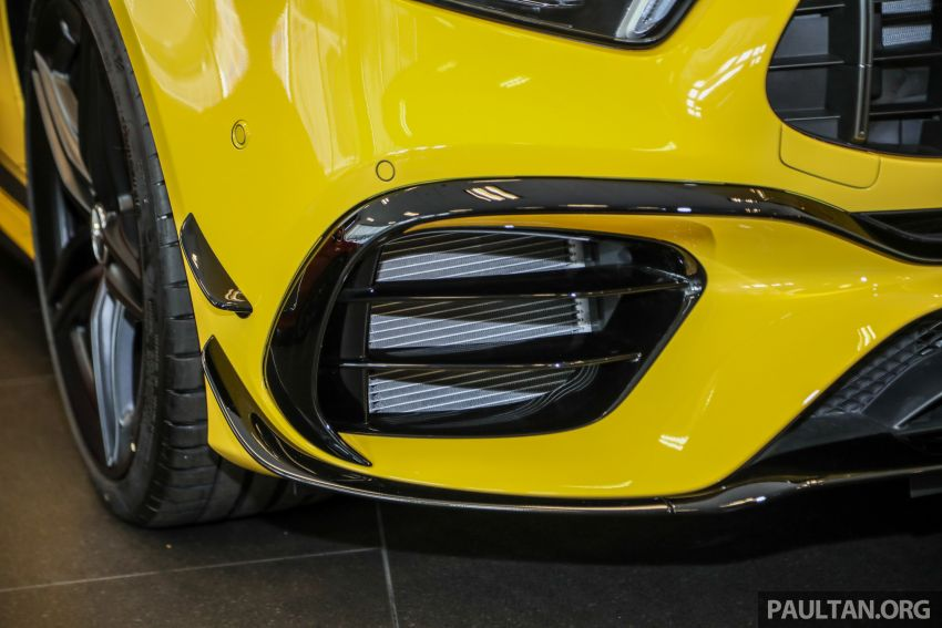 GALLERY: W177 Mercedes-AMG A45S 4Matic+ Edition 1 now in Malaysia – 0-100 km/h in 3.9 secs, RM460k Image #1125023