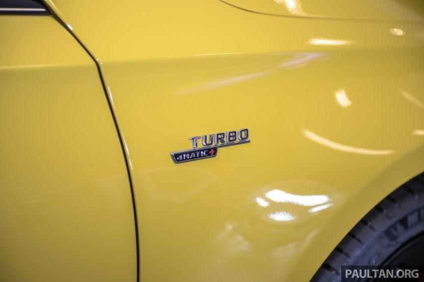 GALERI: Mercedes-AMG A45S 4Matic+ W177 di M'sia Image #1124940