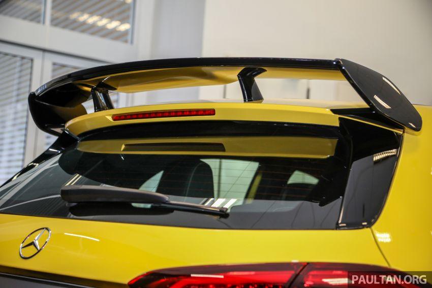GALERI: Mercedes-AMG A45S 4Matic+ W177 di M'sia Image #1124950