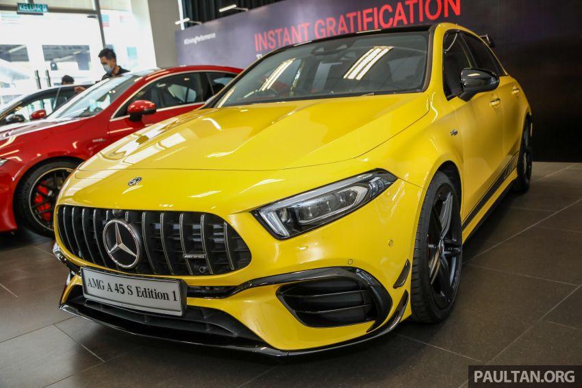 GALERI: Mercedes-AMG A45S 4Matic+ W177 di M'sia Image #1124925