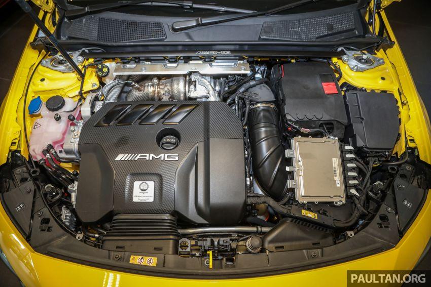 GALERI: Mercedes-AMG A45S 4Matic+ W177 di M'sia Image #1124952