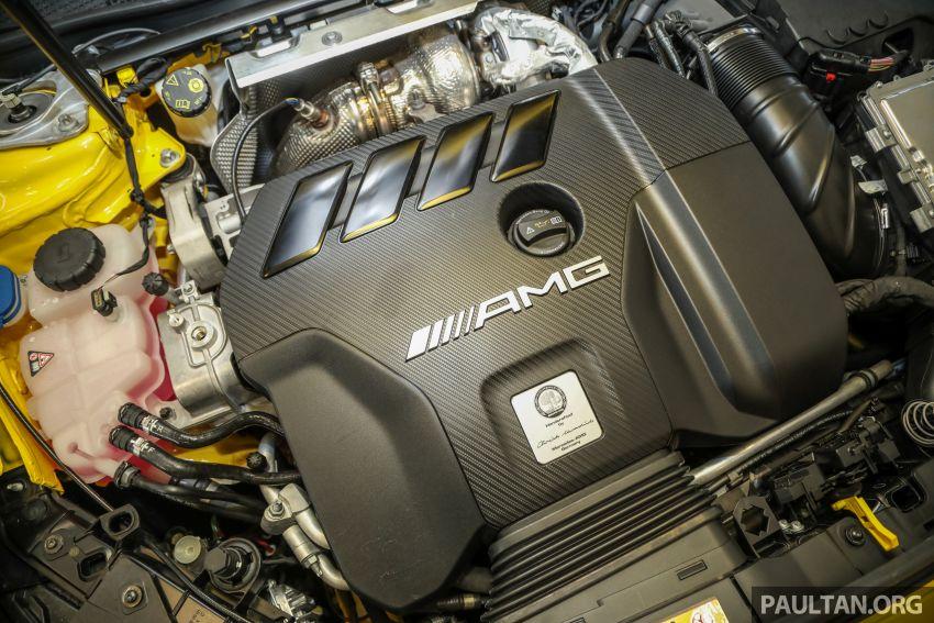 GALERI: Mercedes-AMG A45S 4Matic+ W177 di M'sia Image #1124953
