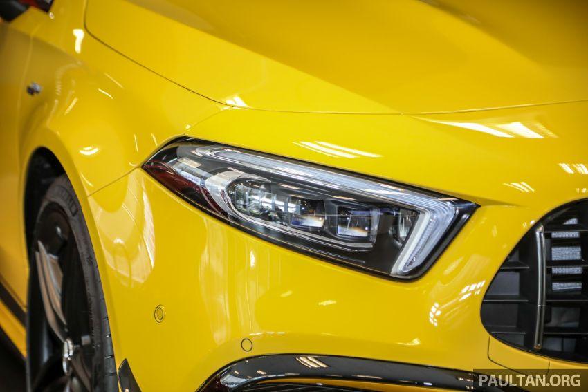 GALERI: Mercedes-AMG A45S 4Matic+ W177 di M'sia Image #1124931
