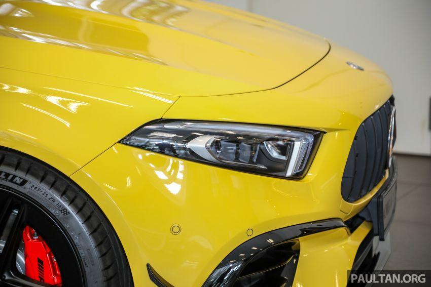 GALERI: Mercedes-AMG A45S 4Matic+ W177 di M'sia Image #1124932