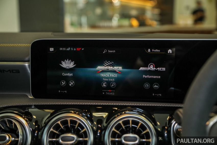 GALLERY: W177 Mercedes-AMG A45S 4Matic+ Edition 1 now in Malaysia – 0-100 km/h in 3.9 secs, RM460k Image #1125062