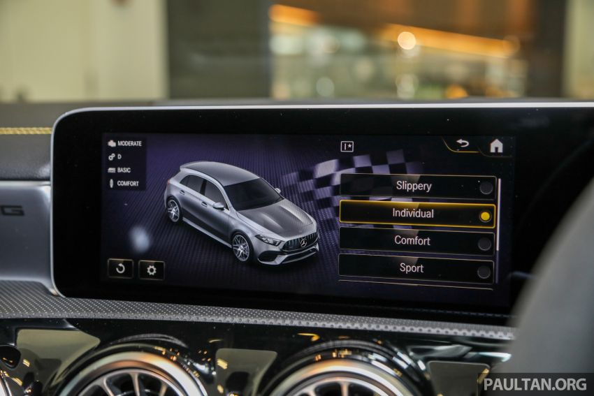 GALERI: Mercedes-AMG A45S 4Matic+ W177 di M'sia Image #1124966