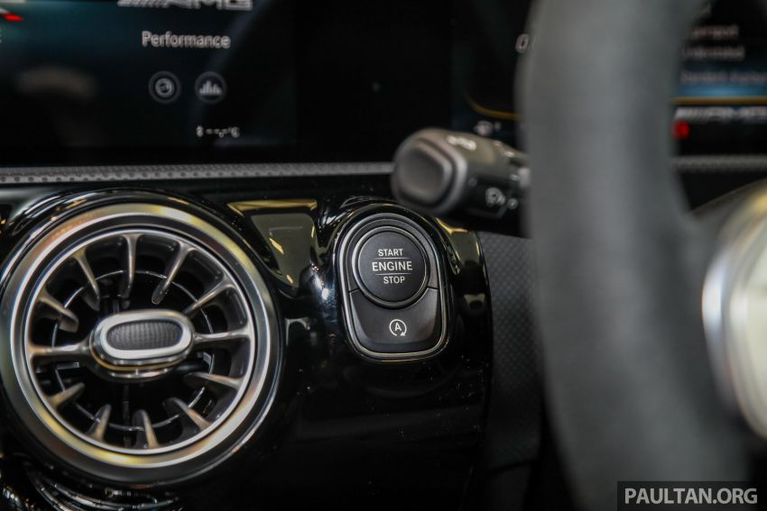 GALLERY: W177 Mercedes-AMG A45S 4Matic+ Edition 1 now in Malaysia – 0-100 km/h in 3.9 secs, RM460k Image #1125070