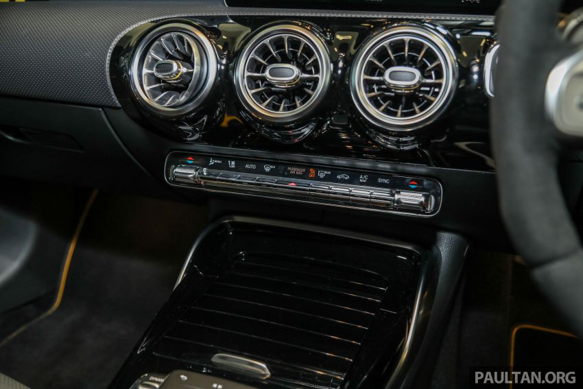 GALLERY: W177 Mercedes-AMG A45S 4Matic+ Edition 1 now in Malaysia – 0-100 km/h in 3.9 secs, RM460k Image #1125071