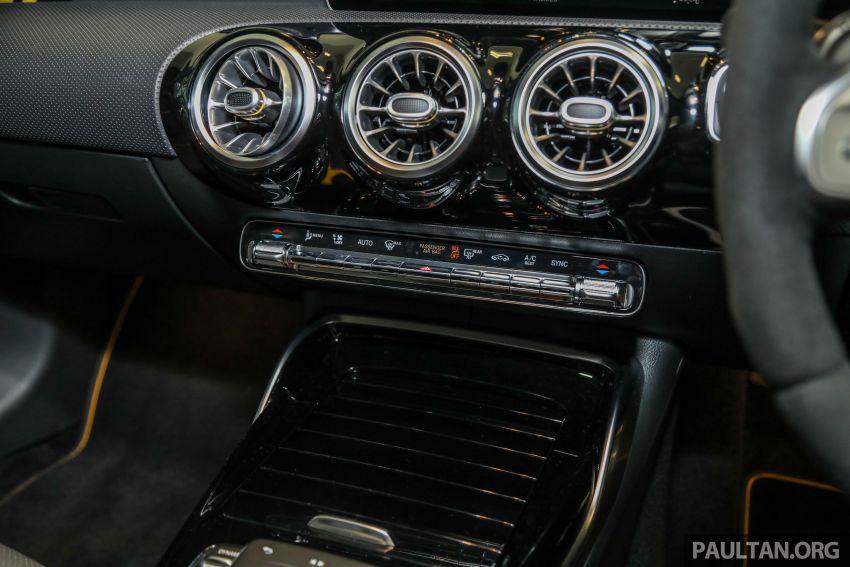 GALERI: Mercedes-AMG A45S 4Matic+ W177 di M'sia Image #1124973