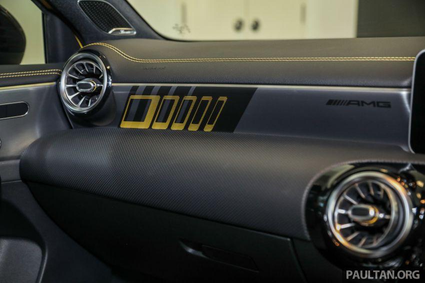 GALERI: Mercedes-AMG A45S 4Matic+ W177 di M'sia Image #1124978