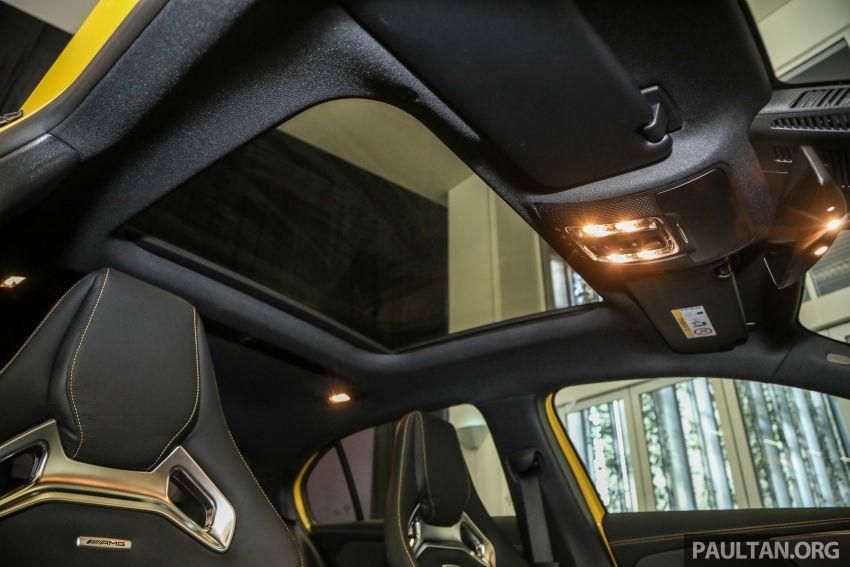 GALERI: Mercedes-AMG A45S 4Matic+ W177 di M'sia Image #1124981