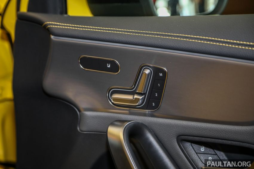 GALERI: Mercedes-AMG A45S 4Matic+ W177 di M'sia Image #1124989