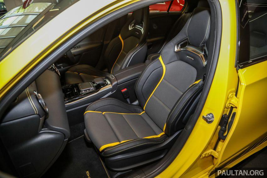 GALERI: Mercedes-AMG A45S 4Matic+ W177 di M'sia Image #1124995