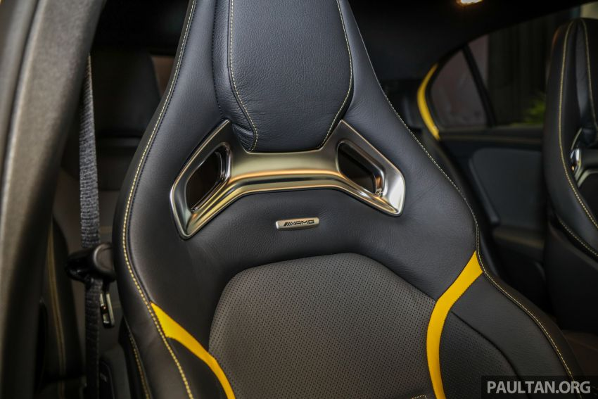 GALERI: Mercedes-AMG A45S 4Matic+ W177 di M'sia Image #1124996