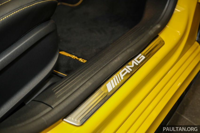 GALLERY: W177 Mercedes-AMG A45S 4Matic+ Edition 1 now in Malaysia – 0-100 km/h in 3.9 secs, RM460k Image #1125093