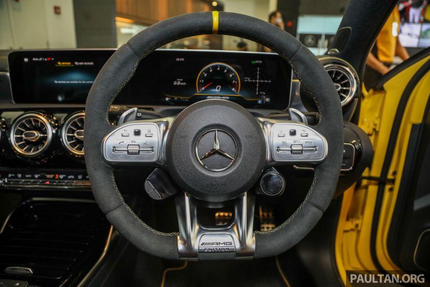 GALERI: Mercedes-AMG A45S 4Matic+ W177 di M'sia Image #1124957