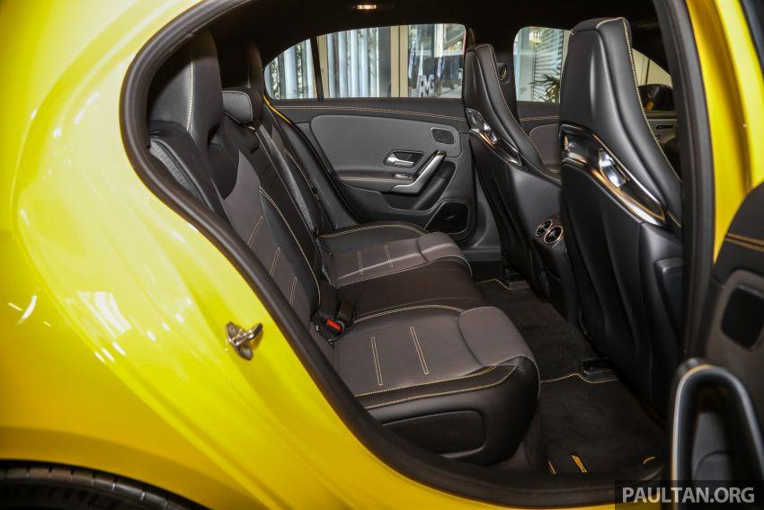GALERI: Mercedes-AMG A45S 4Matic+ W177 di M'sia Image #1125000
