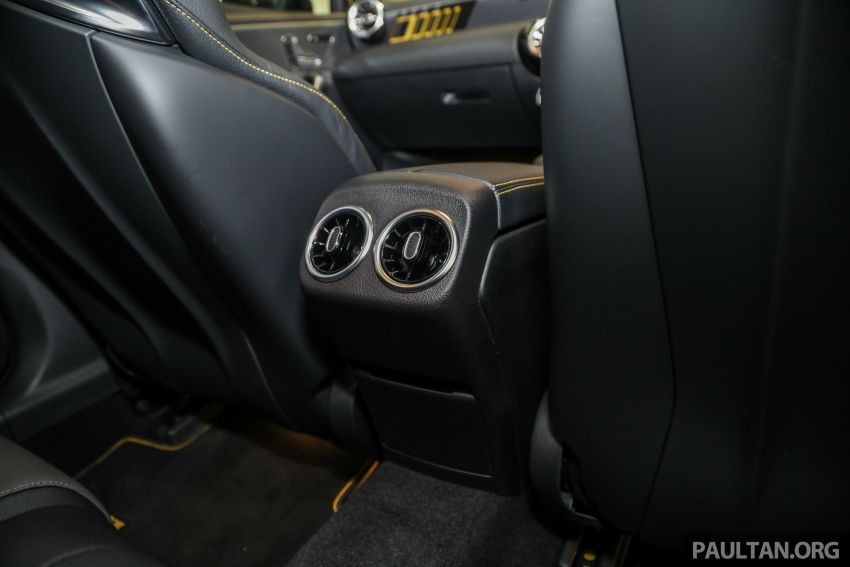 GALLERY: W177 Mercedes-AMG A45S 4Matic+ Edition 1 now in Malaysia – 0-100 km/h in 3.9 secs, RM460k Image #1125098