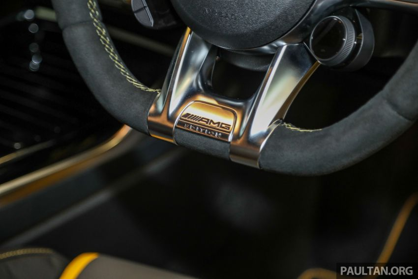 GALLERY: W177 Mercedes-AMG A45S 4Matic+ Edition 1 now in Malaysia – 0-100 km/h in 3.9 secs, RM460k Image #1125058