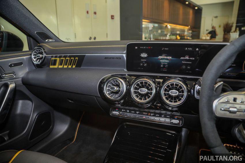 GALERI: Mercedes-AMG A45S 4Matic+ W177 di M'sia Image #1124963
