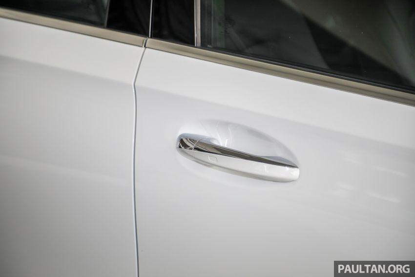 GALLERY: V177 Mercedes-Benz A-Class Sedan in Malaysia – A250 AMG Line vs A200 Progressive Line Image #1128769