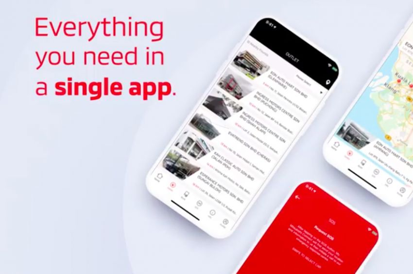 Mitsubishi Motors Malaysia introduces Mitsubishi Connect mobile app for Android, iOS – free of charge Image #1135870