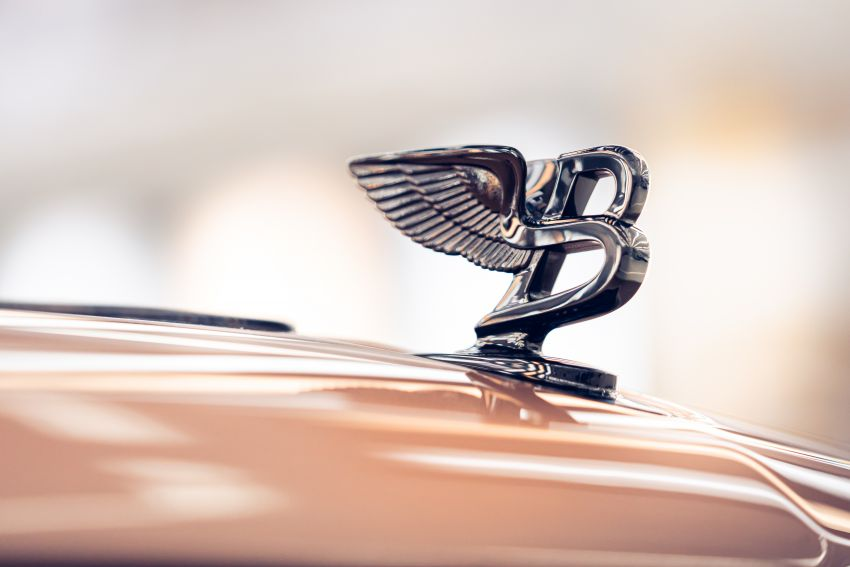 Bentley Mulsanne – final unit rolls off production line Image #1136308