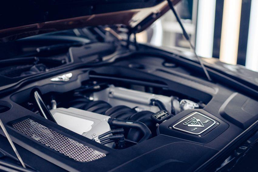 Bentley Mulsanne – final unit rolls off production line Image #1136303