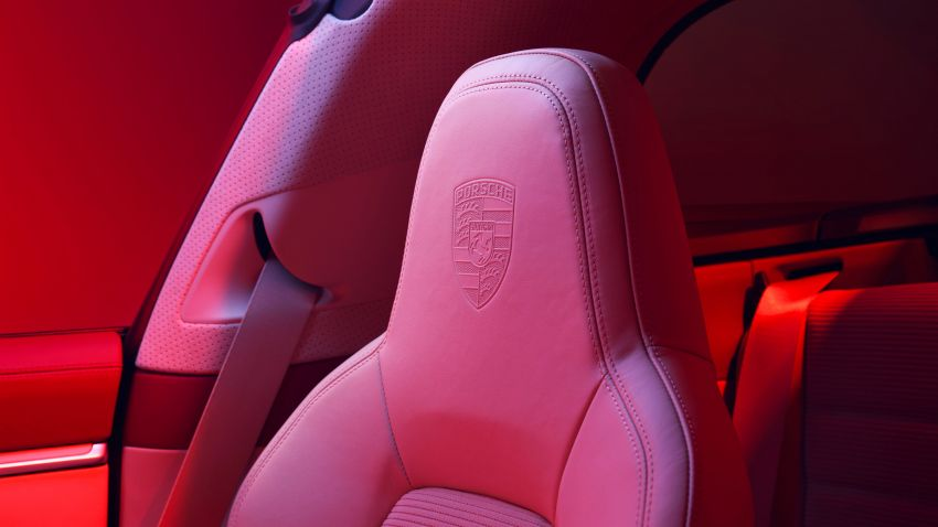 Porsche 911 Targa 4S Heritage Design Edition – 992 units, part of four-model heritage line-up to come Image #1124614